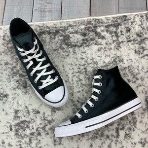NIB Converse CTAS HI velvety women's sneakers